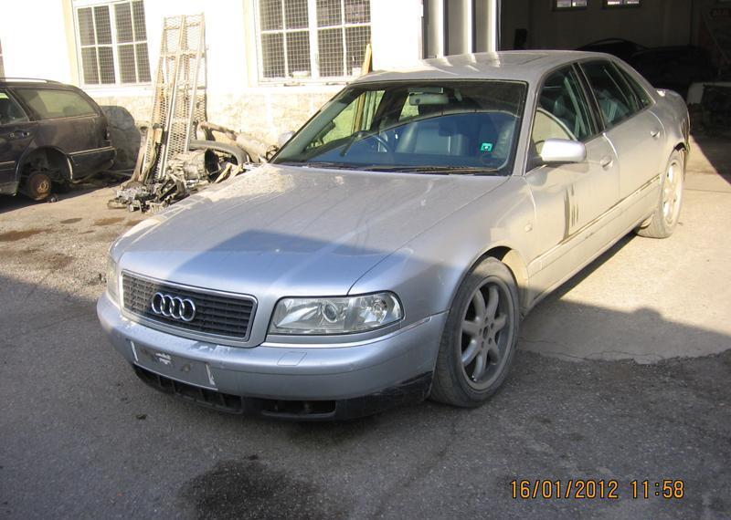 Audi A8 2.8 I S LINE