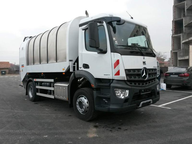 Mercedes-Benz Arocs ROTOPRESS