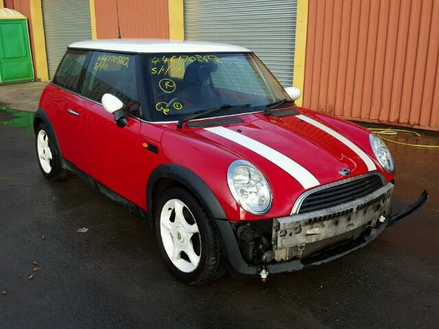 Mini Cooper 1.6