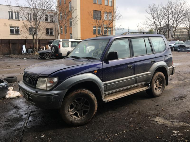 Toyota Land cruiser 3.0d Авомат на части