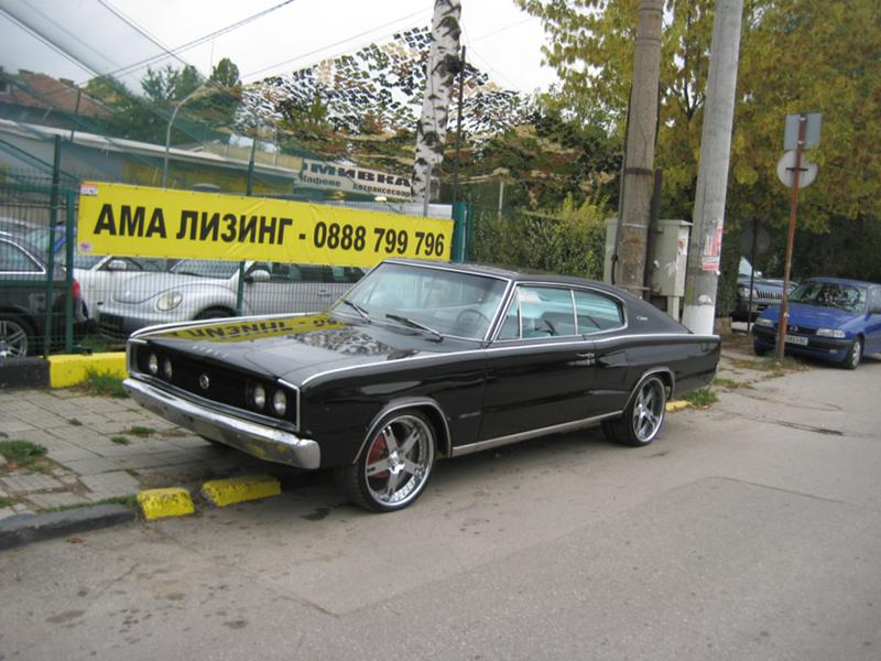 Dodge Charger RETRO