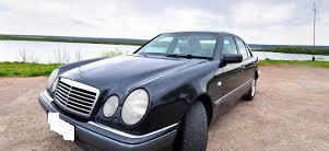 Mercedes-Benz E 320 210 на части