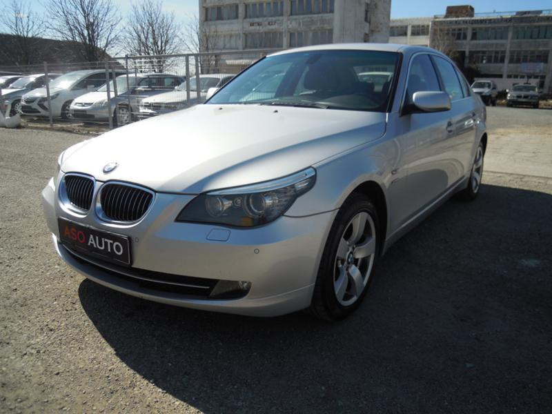BMW 525 3.0 xdrive facelift