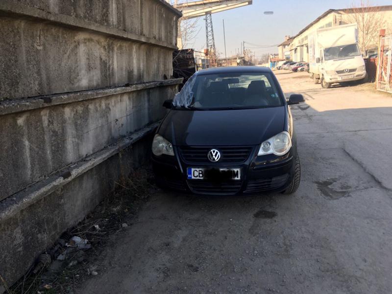 VW Polo 1.2 бензин