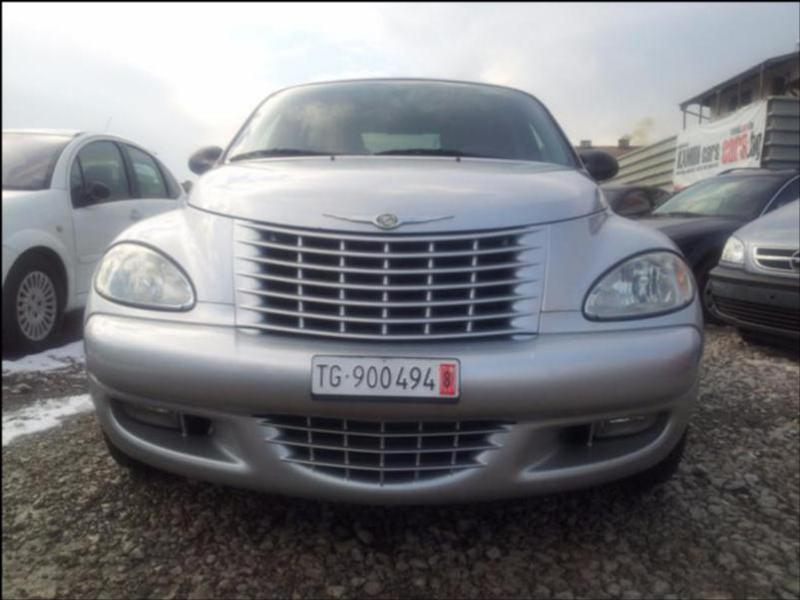 Chrysler Pt cruiser 2.4Т Швейцария