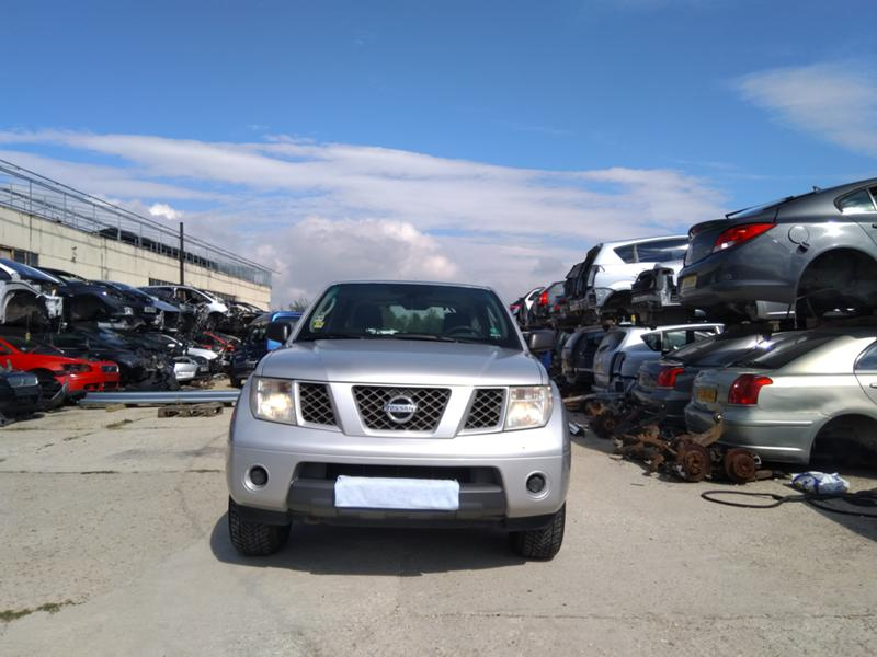 Nissan Pathfinder 2.5 дизел