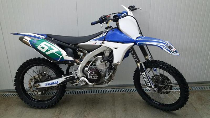 Yamaha Yzf 250-450