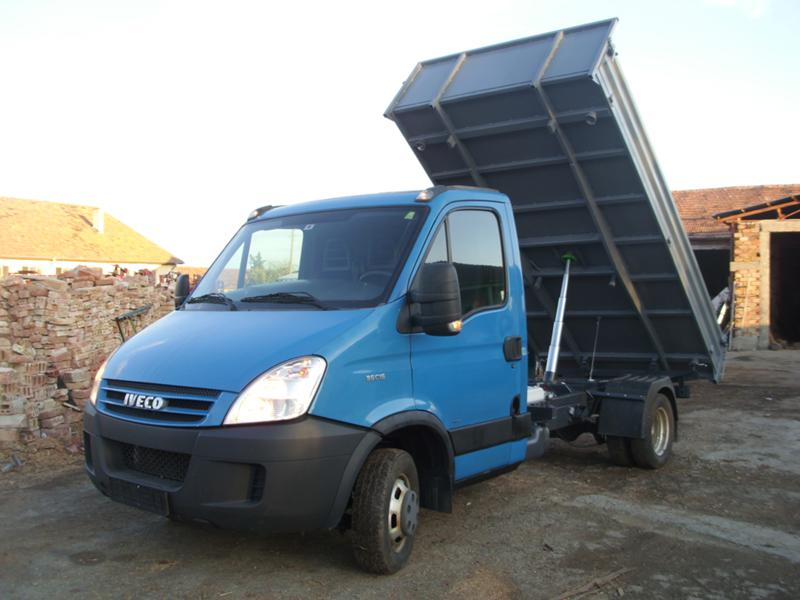 Iveco Daily самосвал до 3,5т