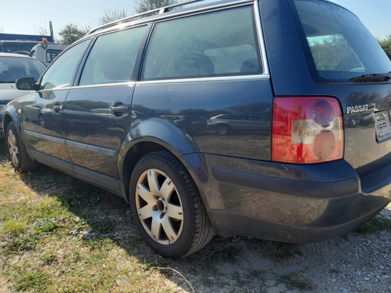 VW Passat 1.9tdi