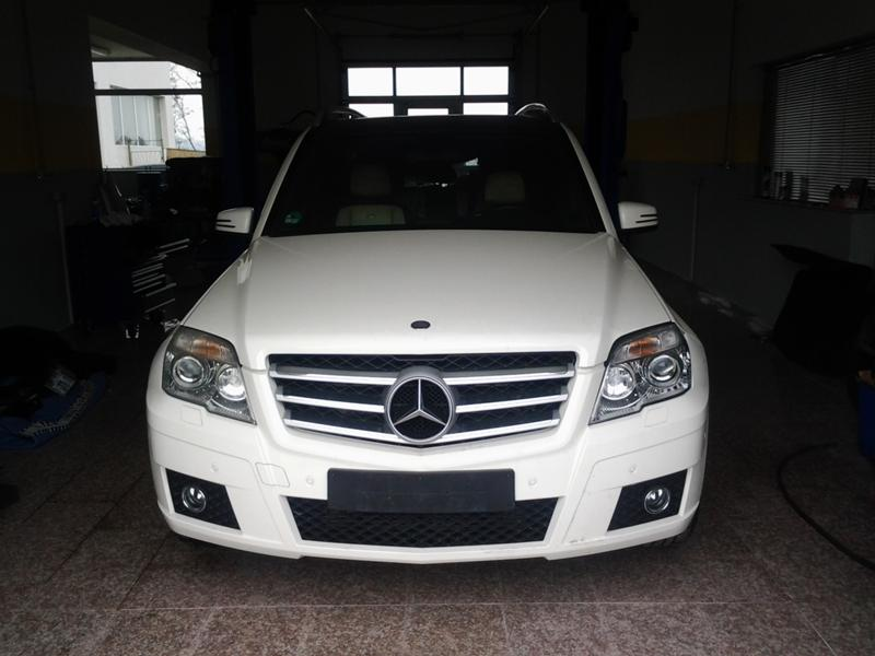 Mercedes-Benz GLK 4 matik