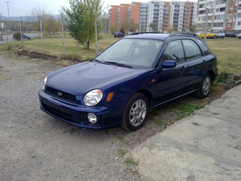 Subaru Impreza 2.0 НА ЧАСТИ, снимка 1