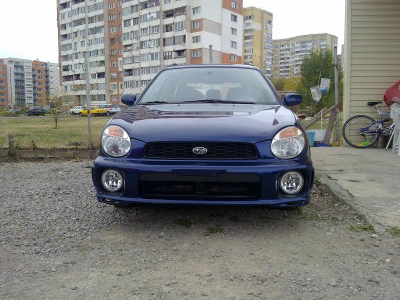 Subaru Impreza 2.0 НА ЧАСТИ, снимка 2