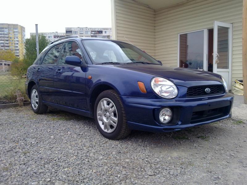 Subaru Impreza 2.0 НА ЧАСТИ, снимка 3