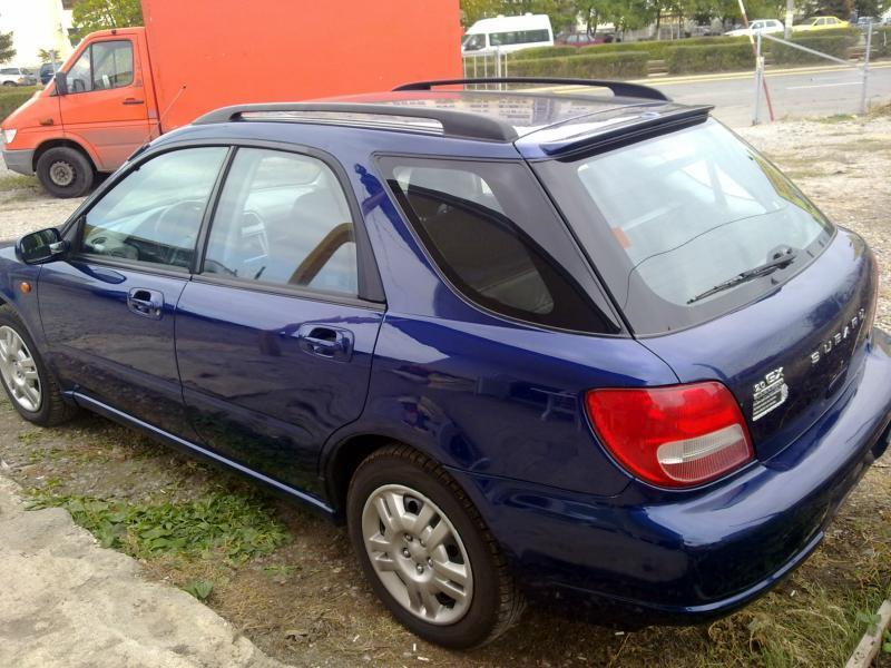 Subaru Impreza 2.0 НА ЧАСТИ, снимка 5