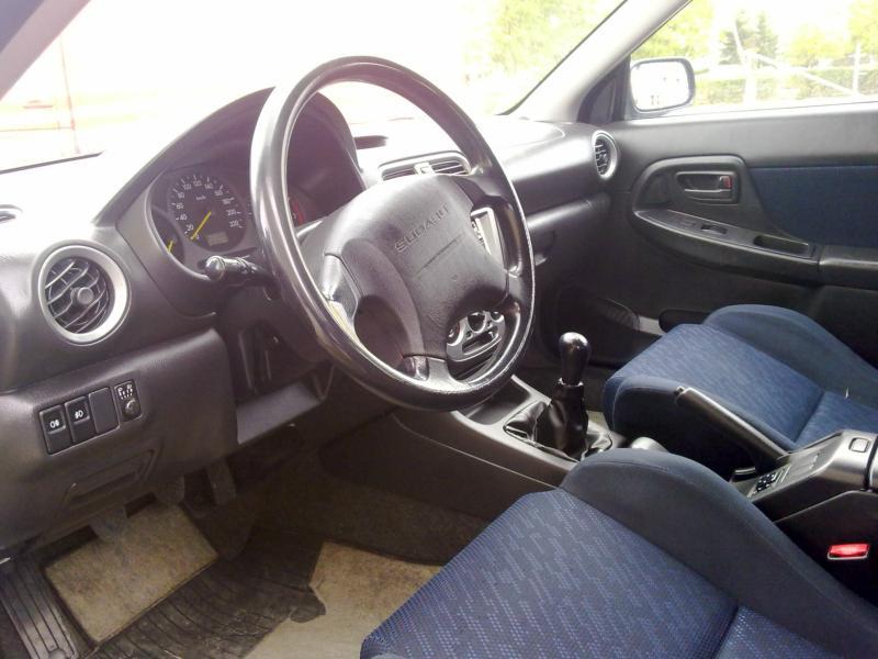 Subaru Impreza 2.0 НА ЧАСТИ, снимка 6