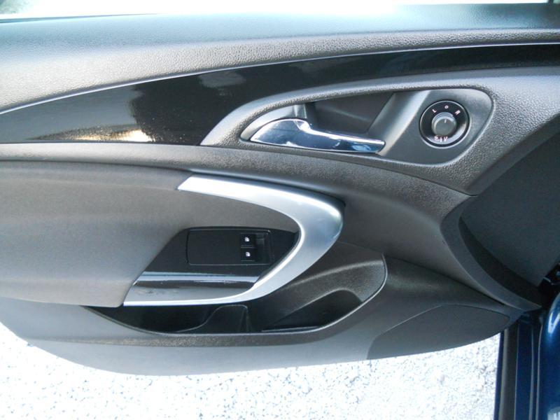 Opel Insignia  2. 0 CDTI  OPC LINE 6 поръчков модел 6 скорости, снимка 11
