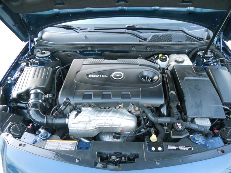 Opel Insignia  2. 0 CDTI  OPC LINE 6 поръчков модел 6 скорости, снимка 14