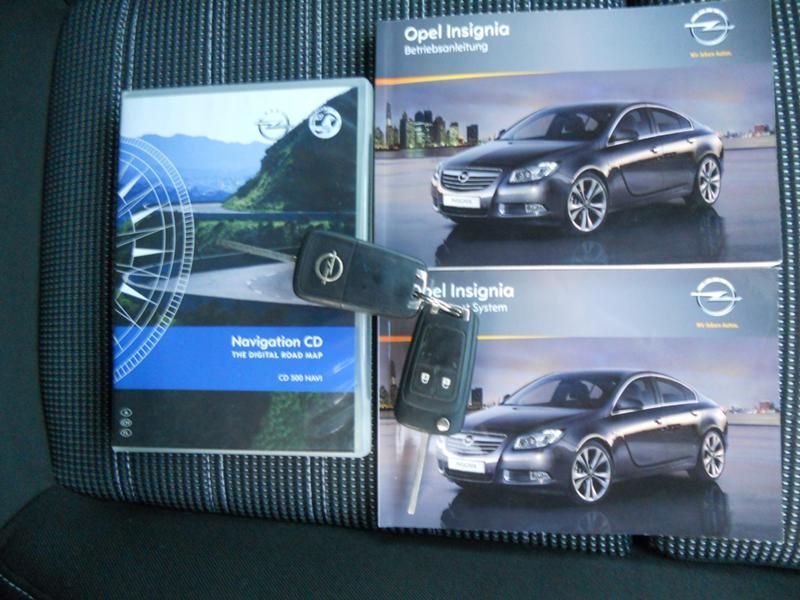 Opel Insignia  2. 0 CDTI  OPC LINE 6 поръчков модел 6 скорости, снимка 15
