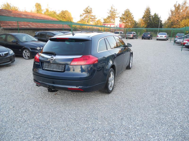 Opel Insignia  2. 0 CDTI  OPC LINE 6 поръчков модел 6 скорости, снимка 4