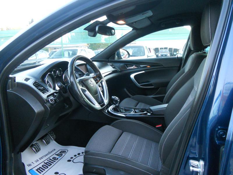Opel Insignia  2. 0 CDTI  OPC LINE 6 поръчков модел 6 скорости, снимка 10