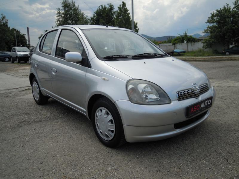 Toyota Yaris, снимка 3