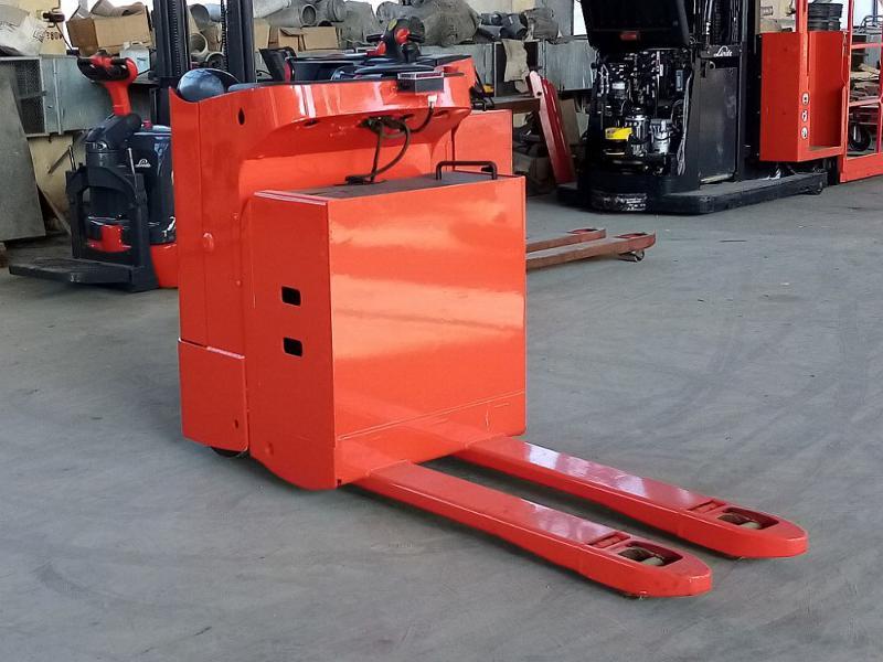 Електрокар Linde T20S,Електрическа Палетна количка