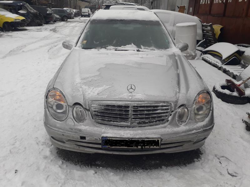 Mercedes-Benz E 320 3,2cdi