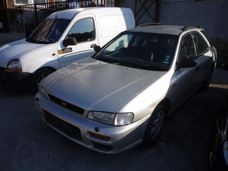 Subaru Impreza 1.6/1.8/2.0