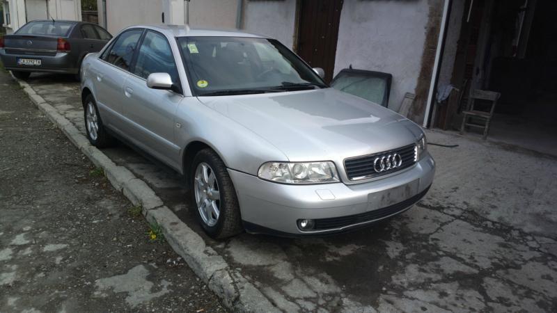 Audi A4 1.9 2.5
