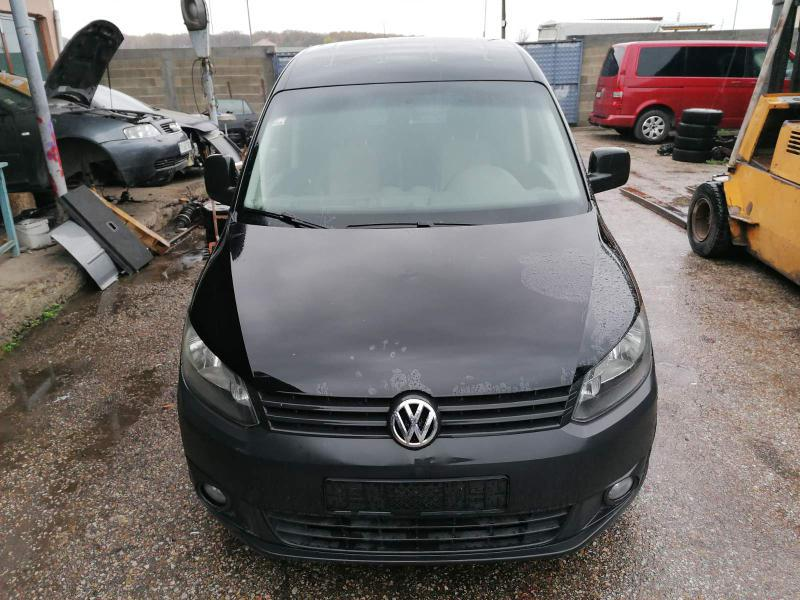 VW Caddy 1.6 TDI НА ЧАСТИ