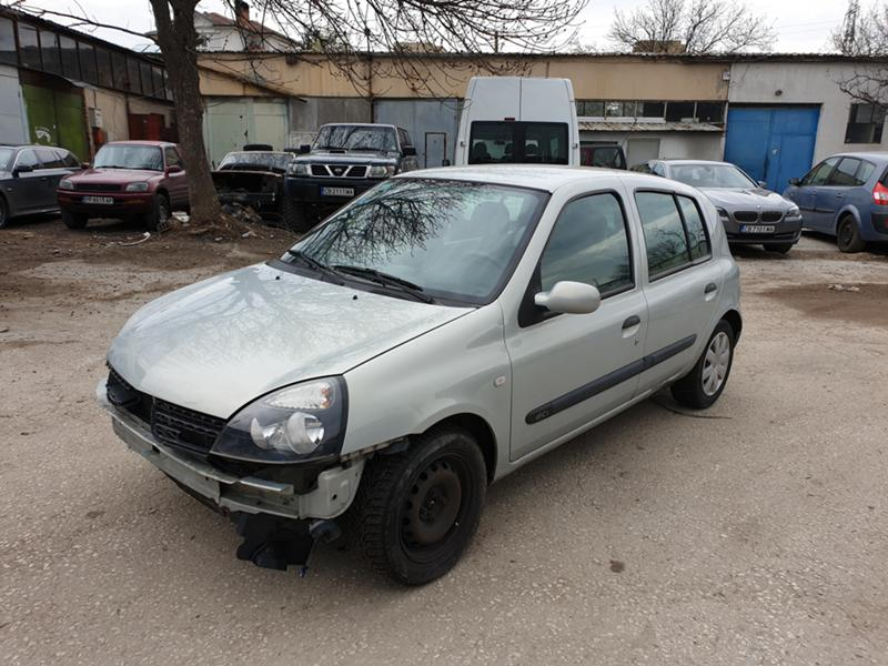 Renault Clio 1.5dci, снимка 5