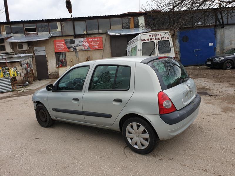 Renault Clio 1.5dci, снимка 2