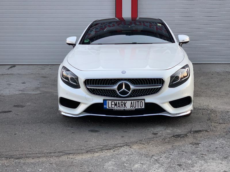 Mercedes-Benz S 500 AMG 4Matic Coupe