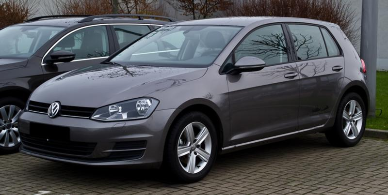VW Golf 1.6TDI