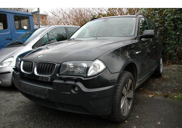 BMW X3 2.0,3.0DНА ЧАСТИ