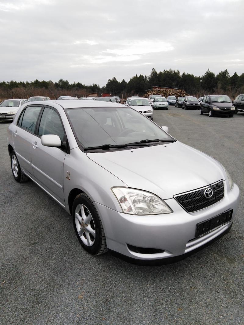 Toyota Corolla 2.0D