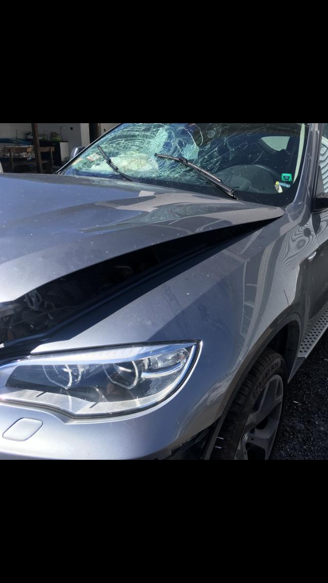 BMW X6 4.0d face