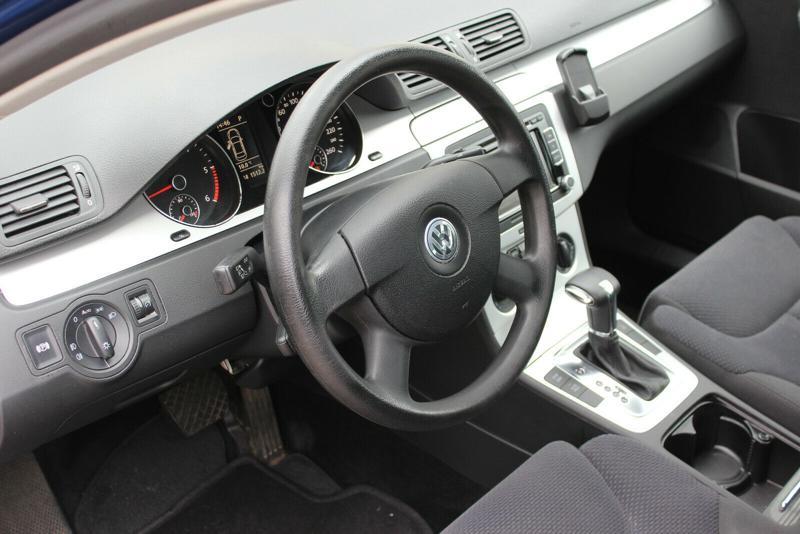 VW Passat 2.0 TDI, снимка 9