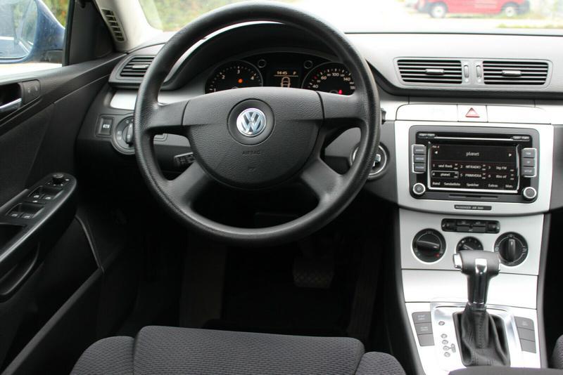 VW Passat 2.0 TDI, снимка 7