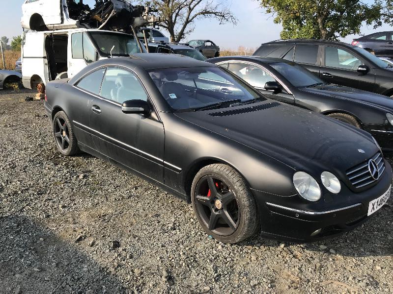 Mercedes-Benz CL 500 V8 5000 на части