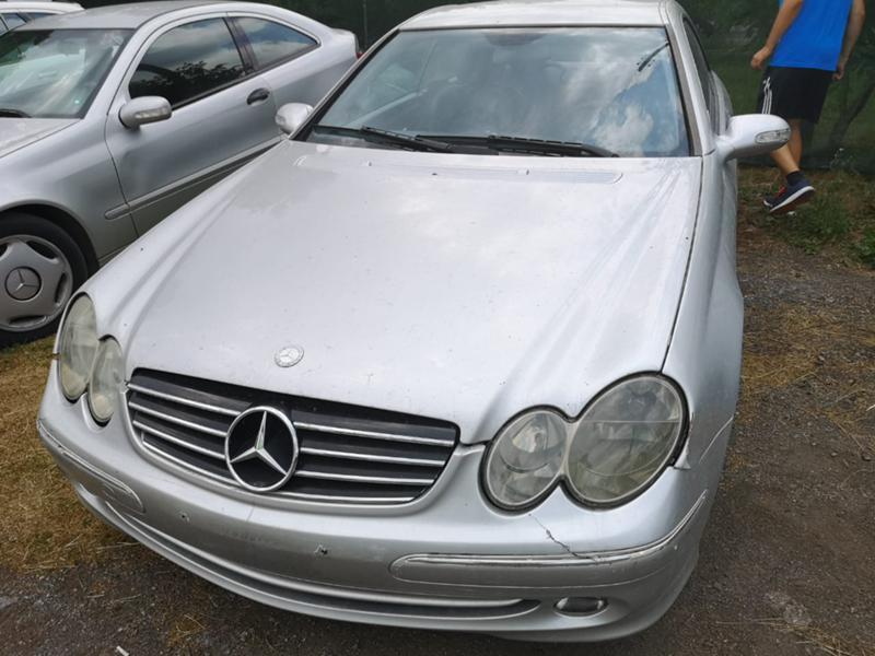 Mercedes-Benz CLK 270cdi, снимка 1