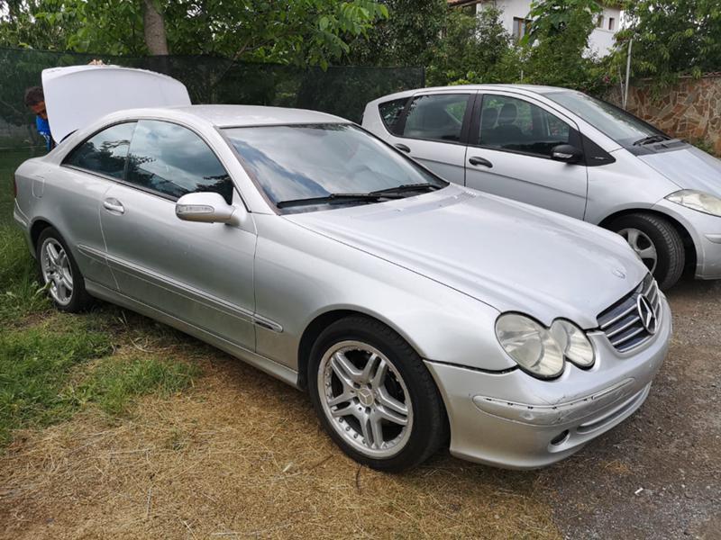 Mercedes-Benz CLK 270cdi, снимка 2
