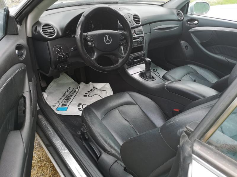 Mercedes-Benz CLK 270cdi, снимка 4