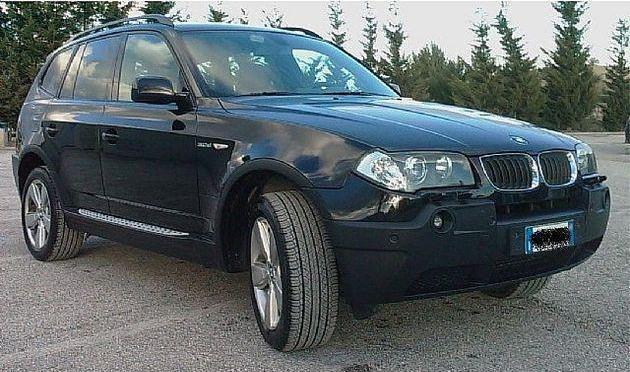 BMW X3 3.0d AUTOMAT