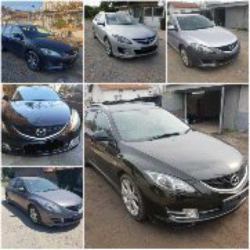 Mazda 6 2,2 MZR-CD 7 броя