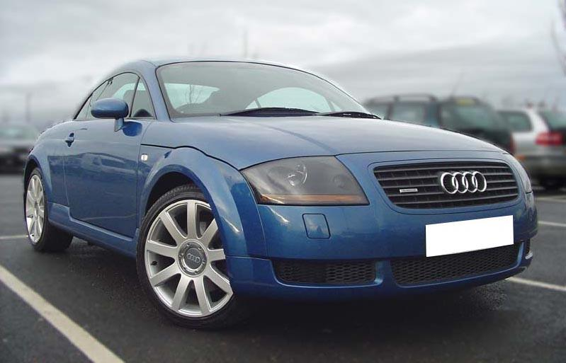 Audi Tt 1.8T 225p.h quattro
