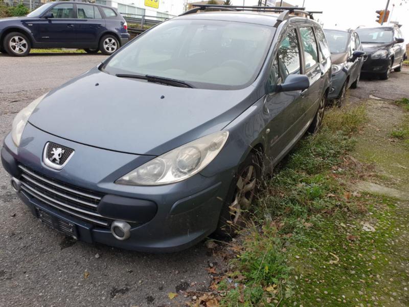 Peugeot 307 1,6hdi+dpf