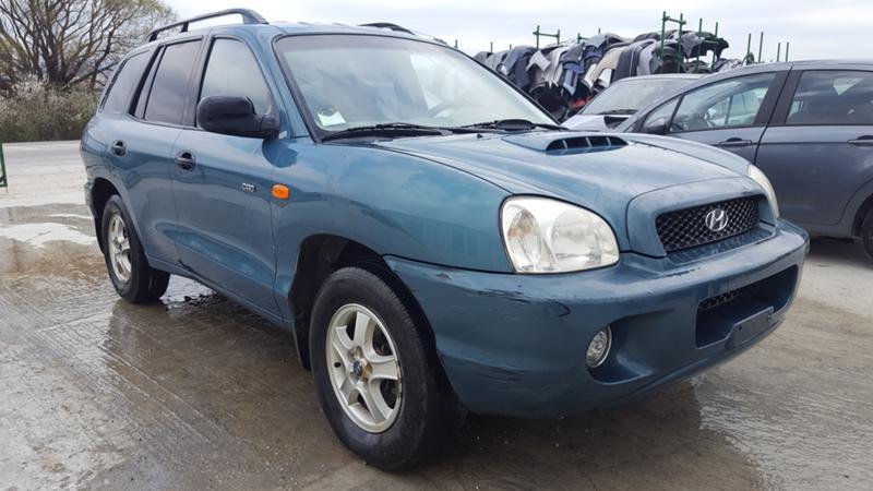 Hyundai Santa fe 2.0CRDI 112к.с.