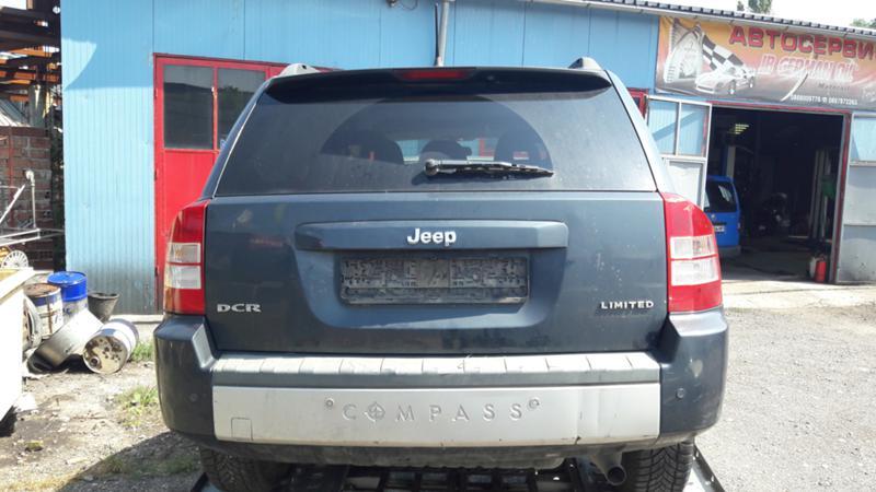 Jeep Compass 2.0CRD 140к.с.