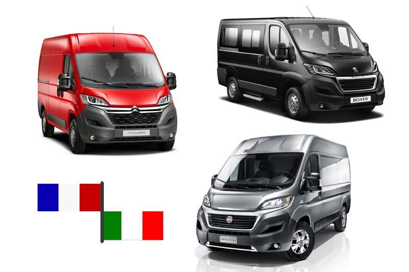Peugeot Boxer НА ЧАСТИ след 2012 до 2016